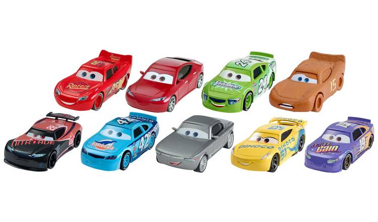 Disney Cars 3 Die-Cast Singles Assortment