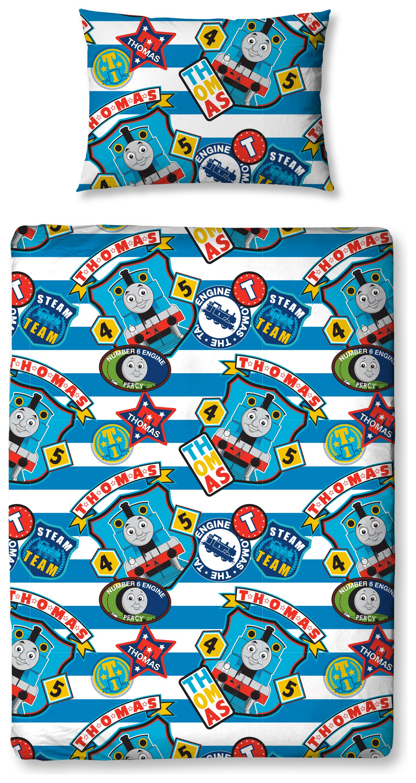 thomas and friends patch bed in a bag set  toddler