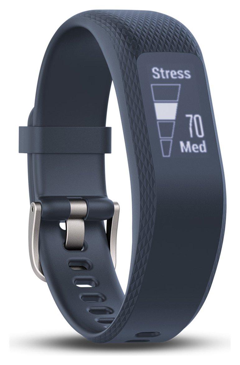 Garmin Vivosmart 3 Blue Regular Fitness Activity Tracker