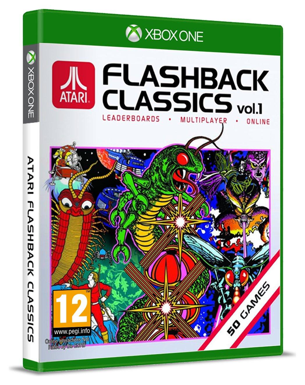 Image of Atari Flashback Classics Volume 1 Xbox One Game