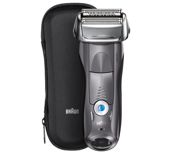 Braun Series 7 Wet and Dry Shaver 7855s