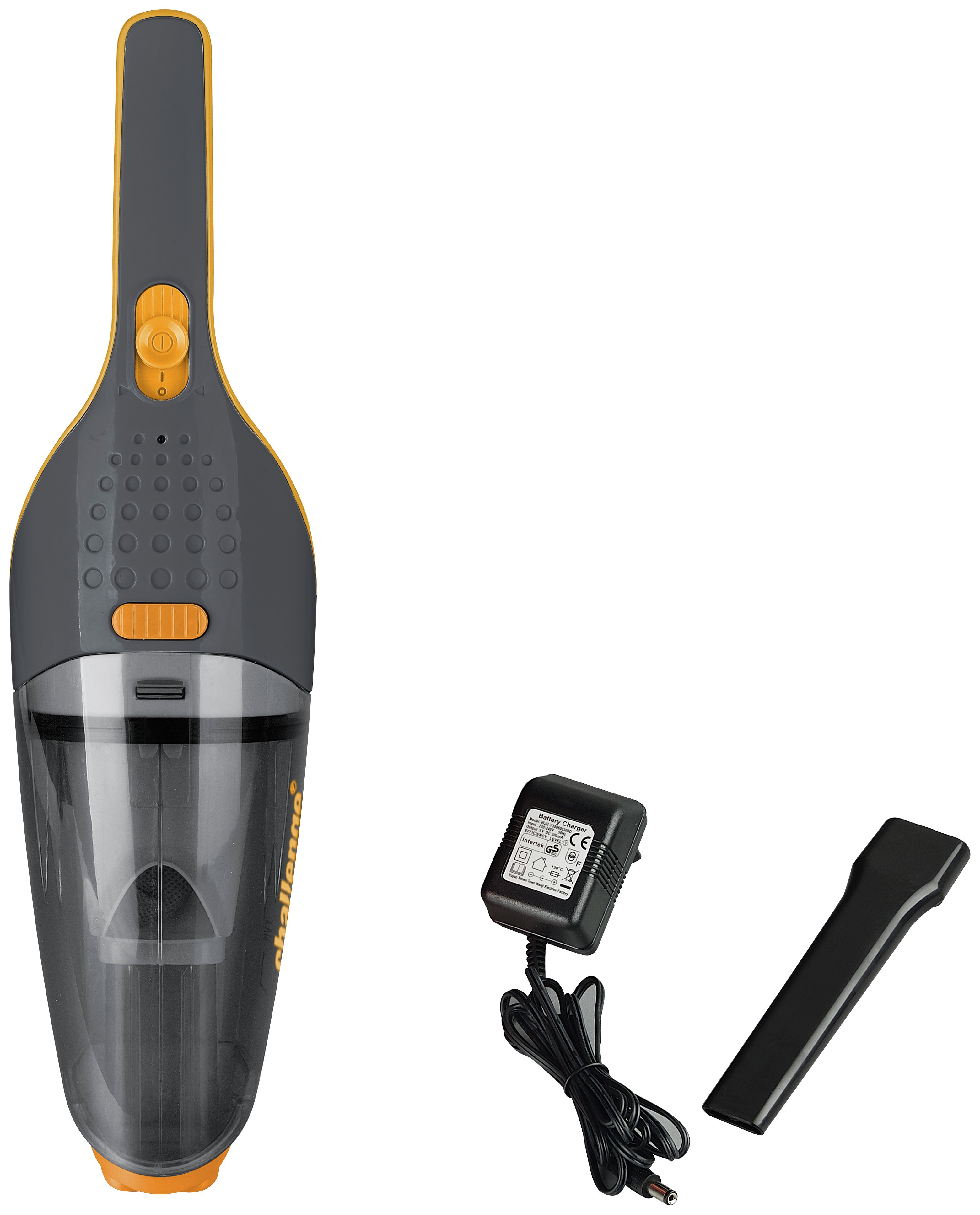 Challenge Rechargeable Wet and Dry Car Vac.