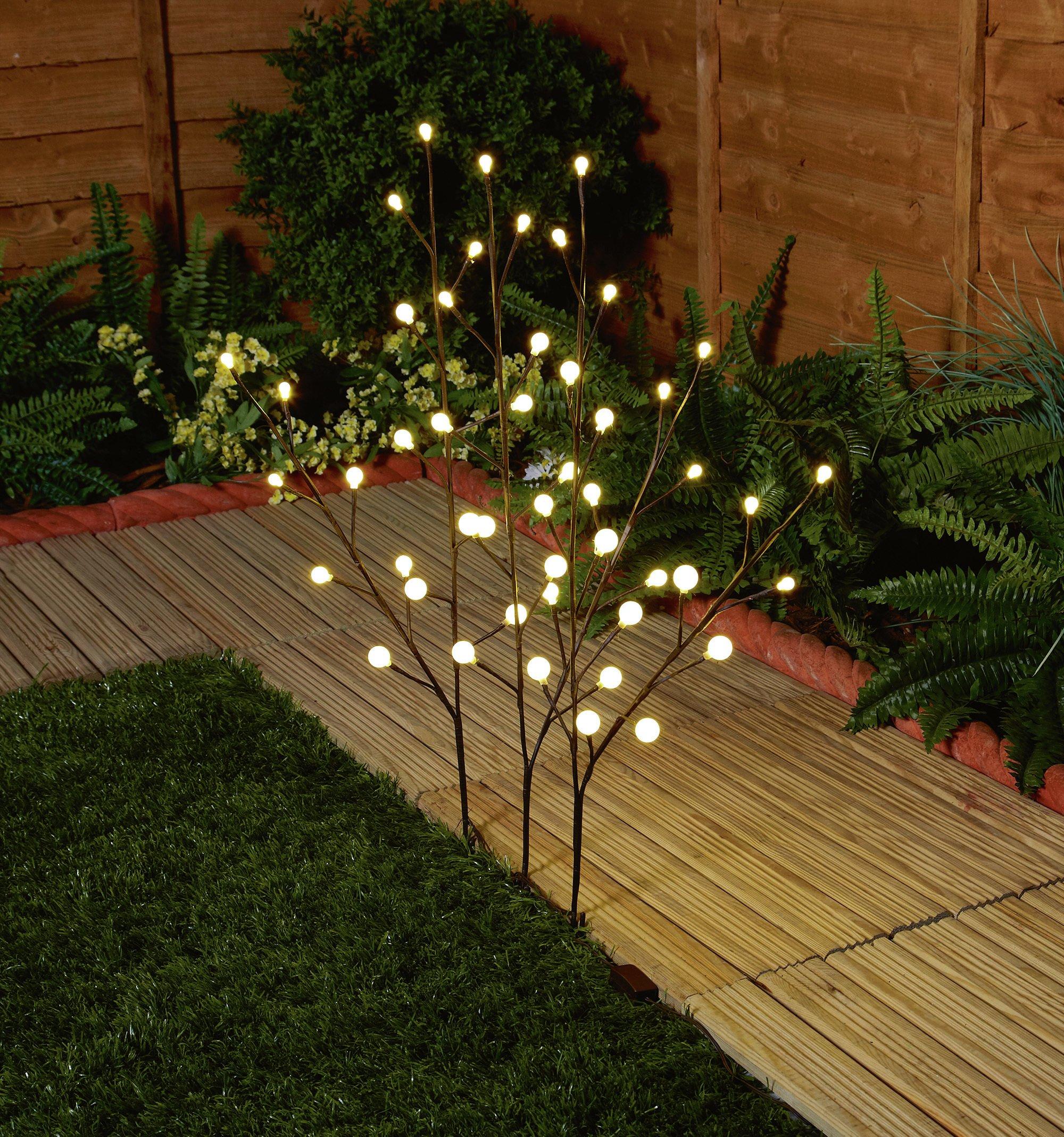 Premier - Decorations - Twig Branch LED Lights - Warm White