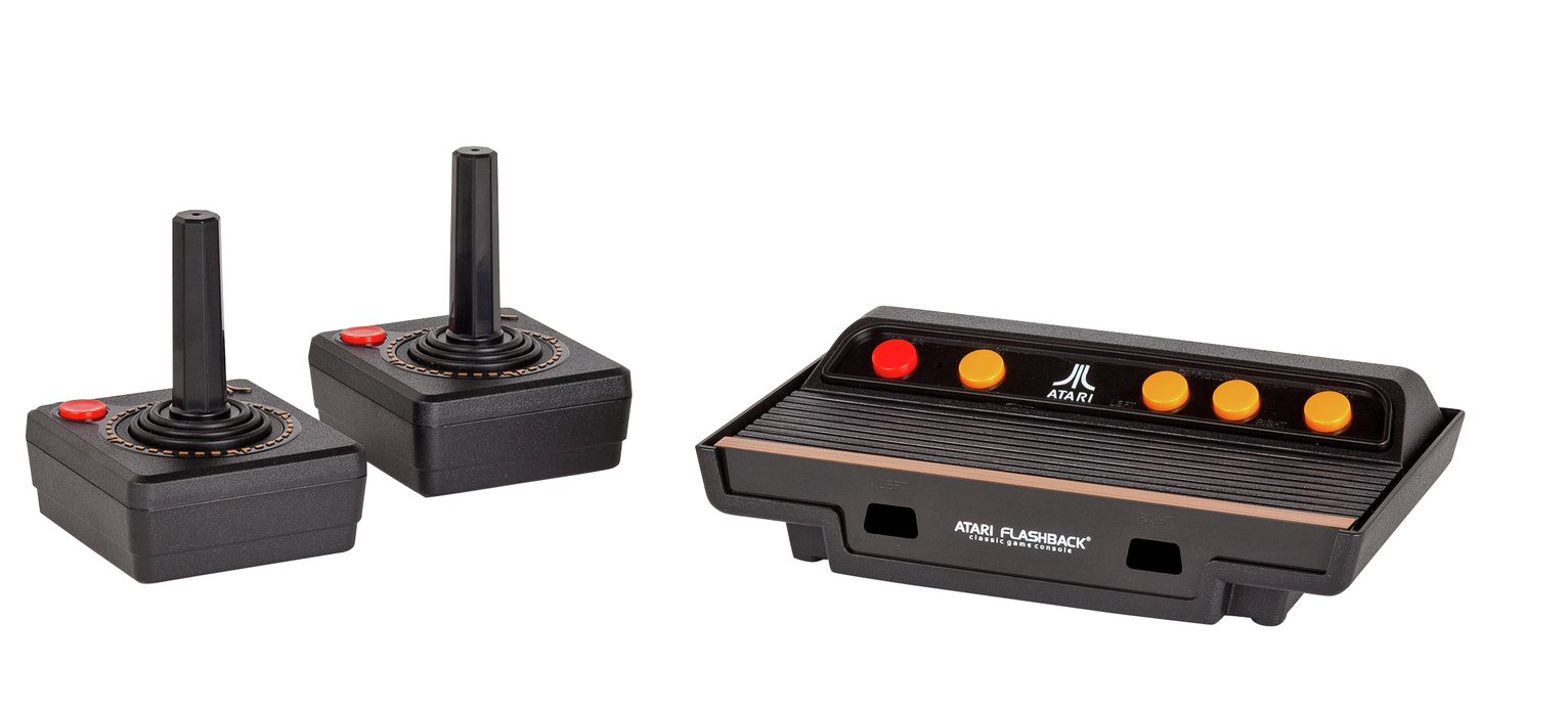 Image of Atari Flashback 8 Standard Console with 105 Games