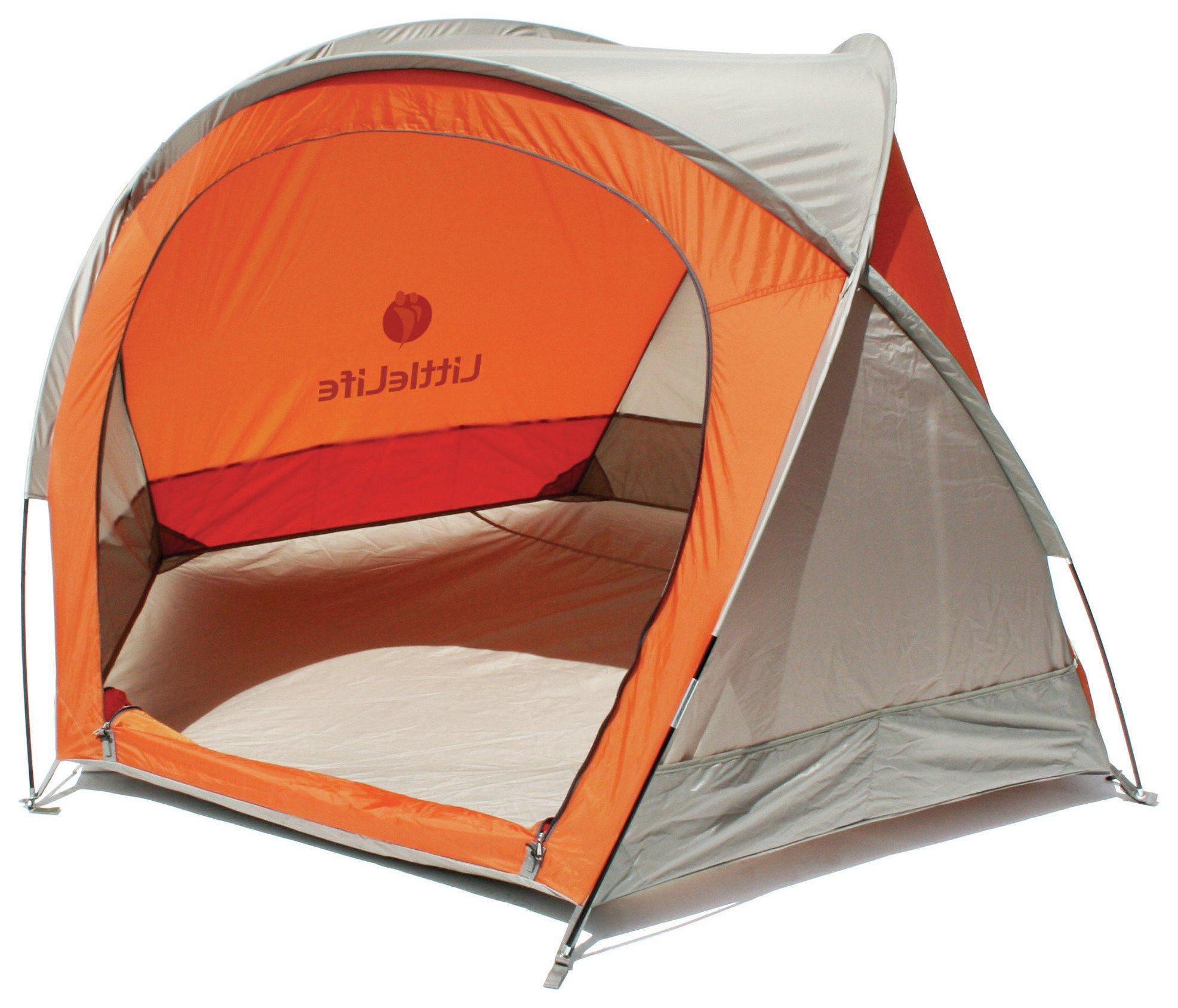 LittleLife 5 Man 1 Room Family Beach Shelter
