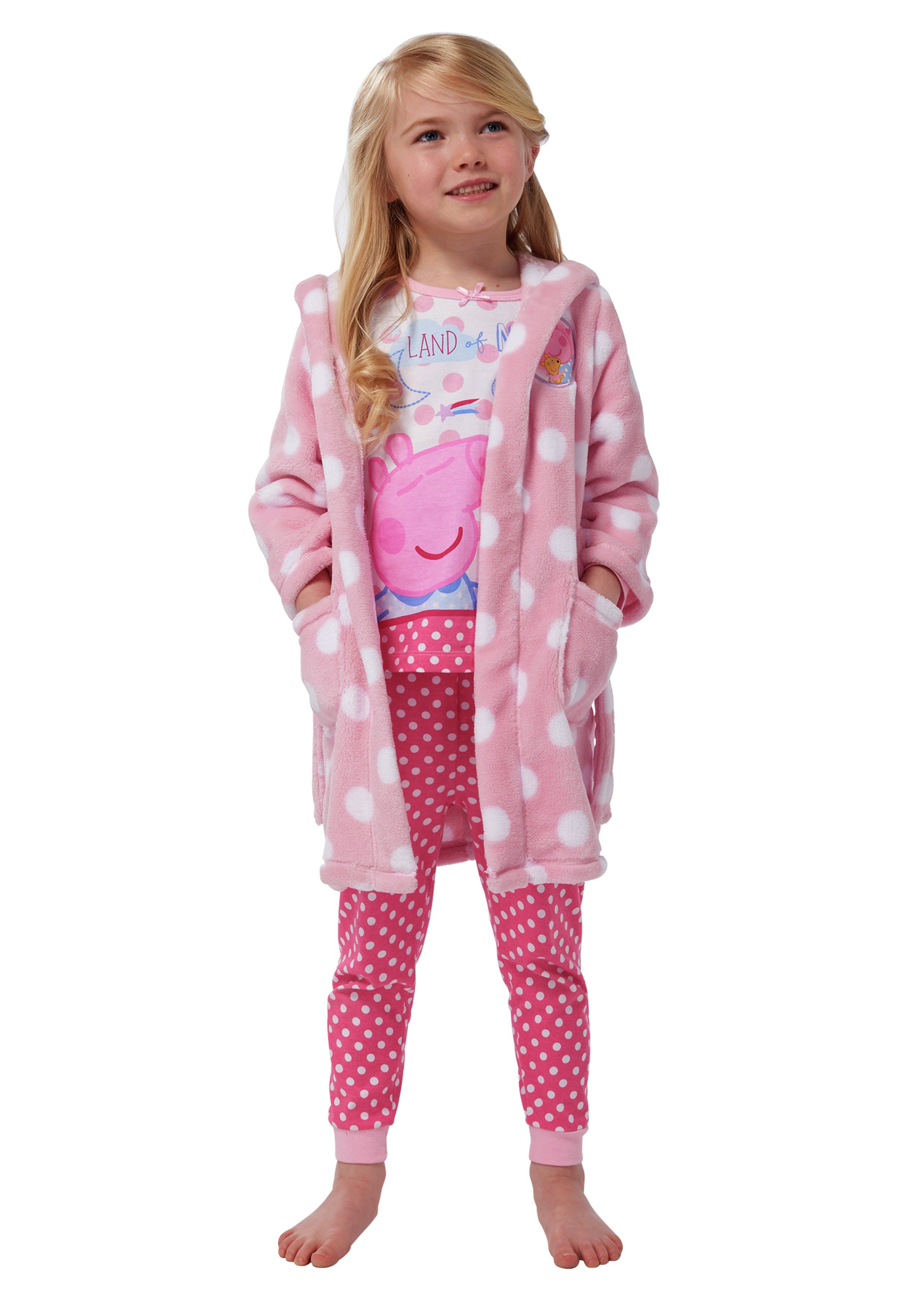 Image of Peppa Pig Nightwear Set - 2-3 Years