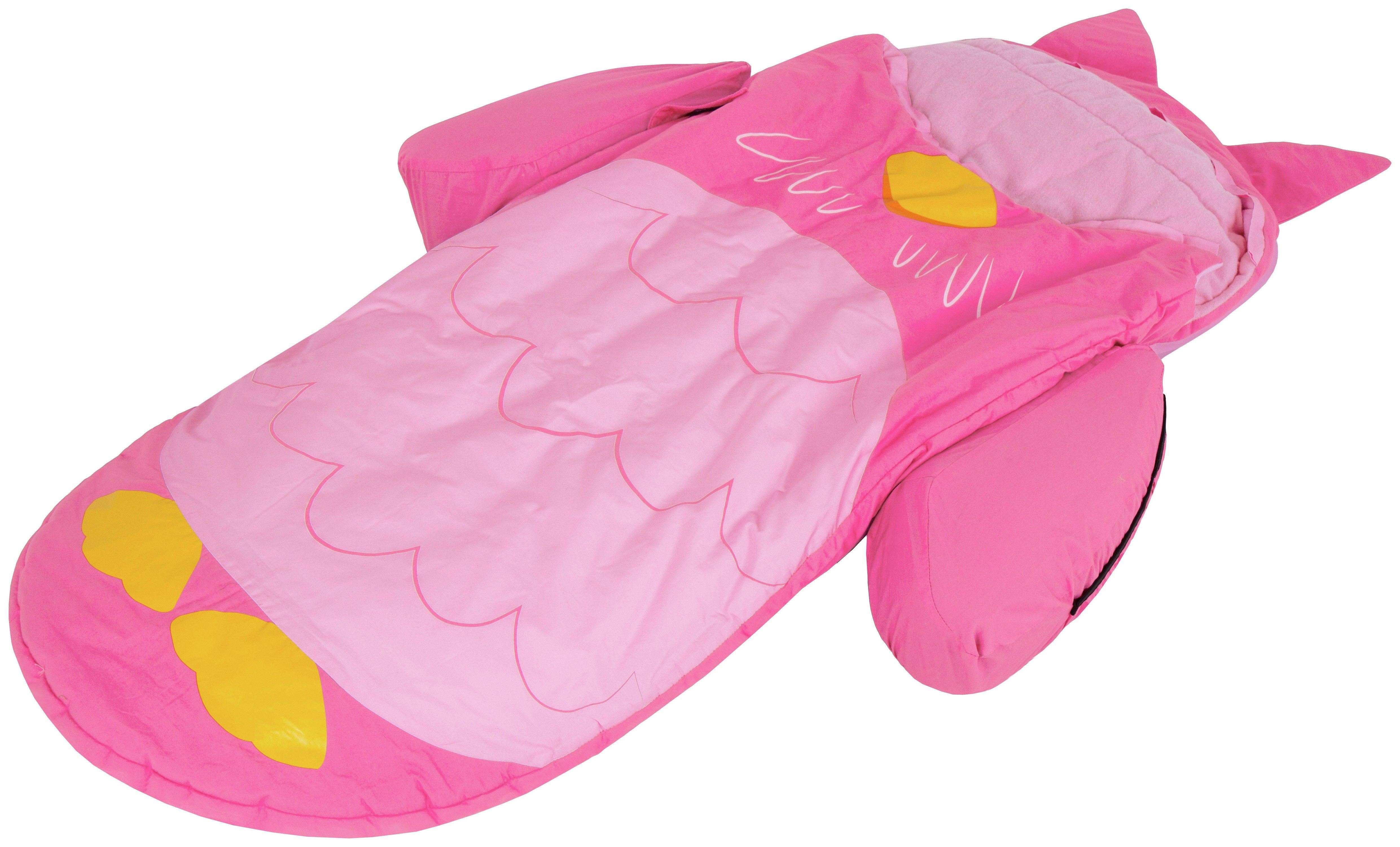 LittleLife Animal Snuggle Pod - Owl