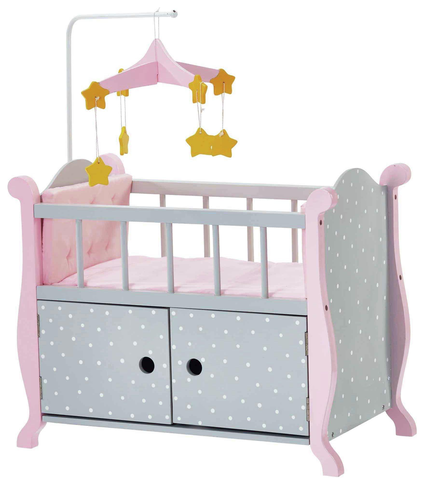 olivia 39 s little world polka dots doll furniture gay. Black Bedroom Furniture Sets. Home Design Ideas