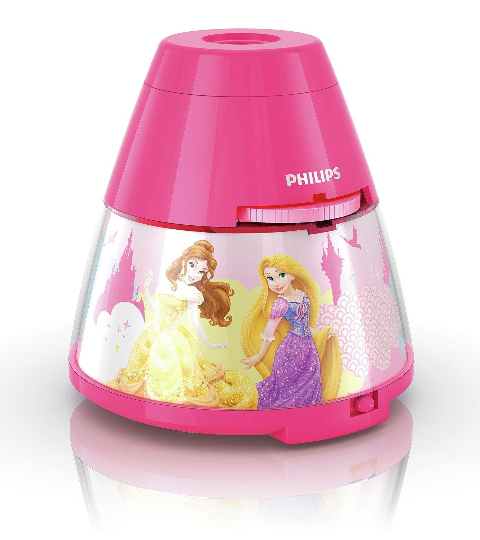 Image of Disney Princess Night Light and Image Projector.