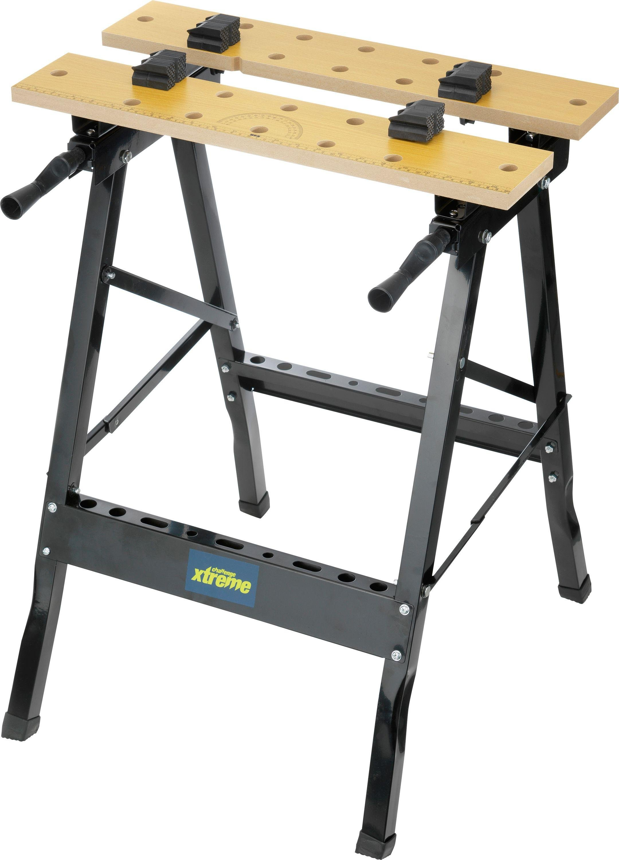 Image of Challenge Xtreme Portable Folding - Work Bench