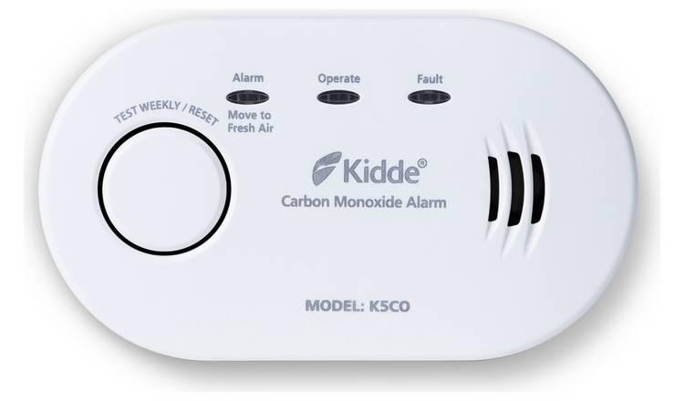 Buy Lifesaver Single Carbon Monoxide Alarm | Carbon monoxide detectors |  Argos