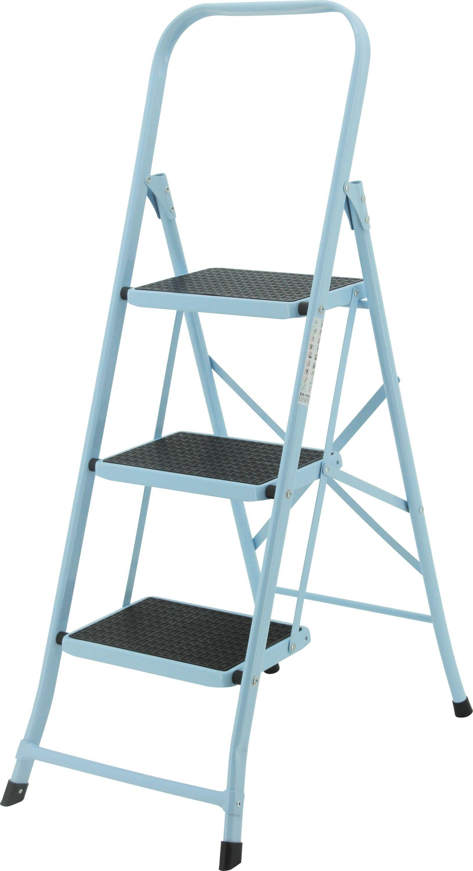 Argos - 3 Step Steel Value Ladder