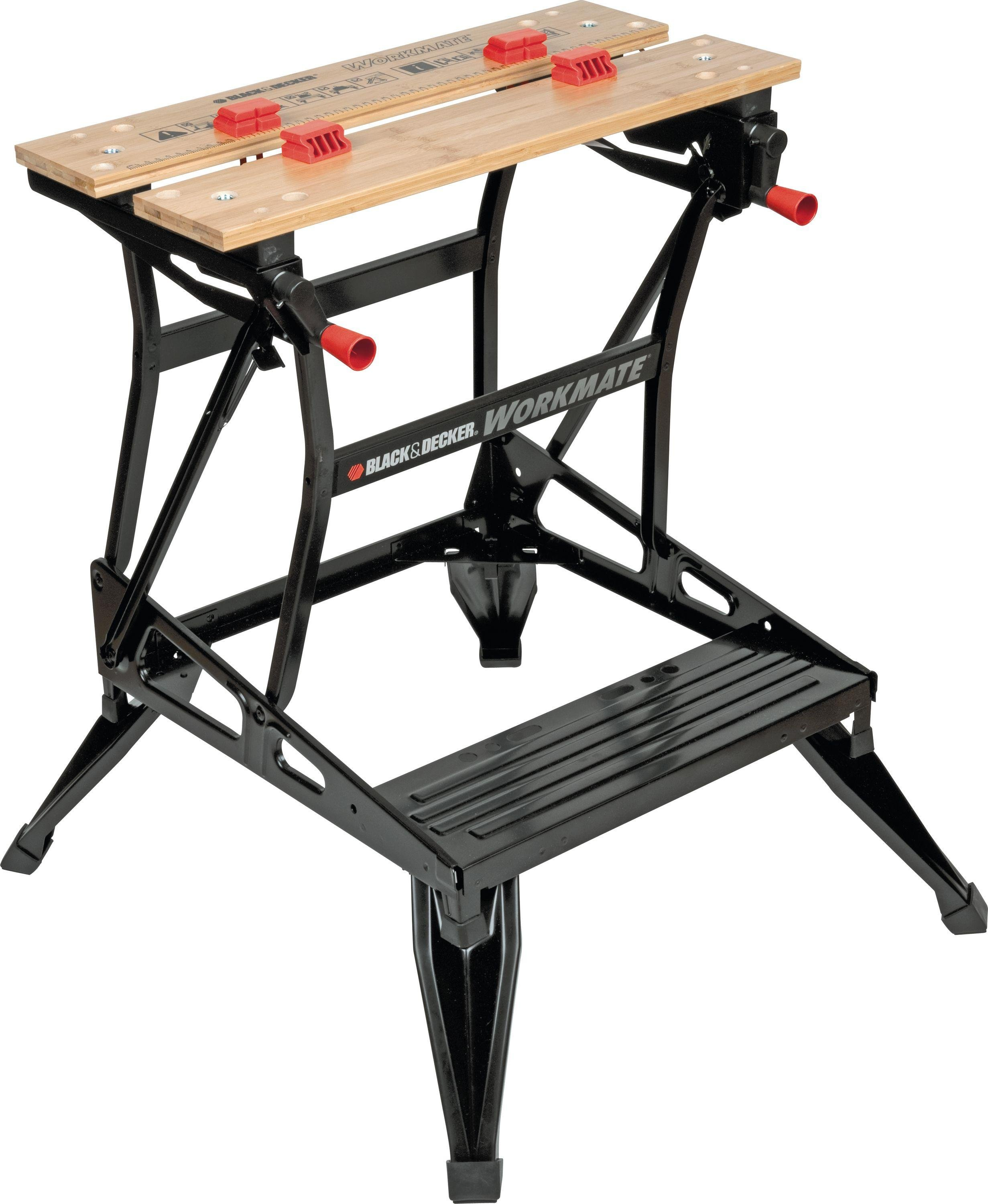 Image of Black and Decker - Workmate Dual Height - Work Bench