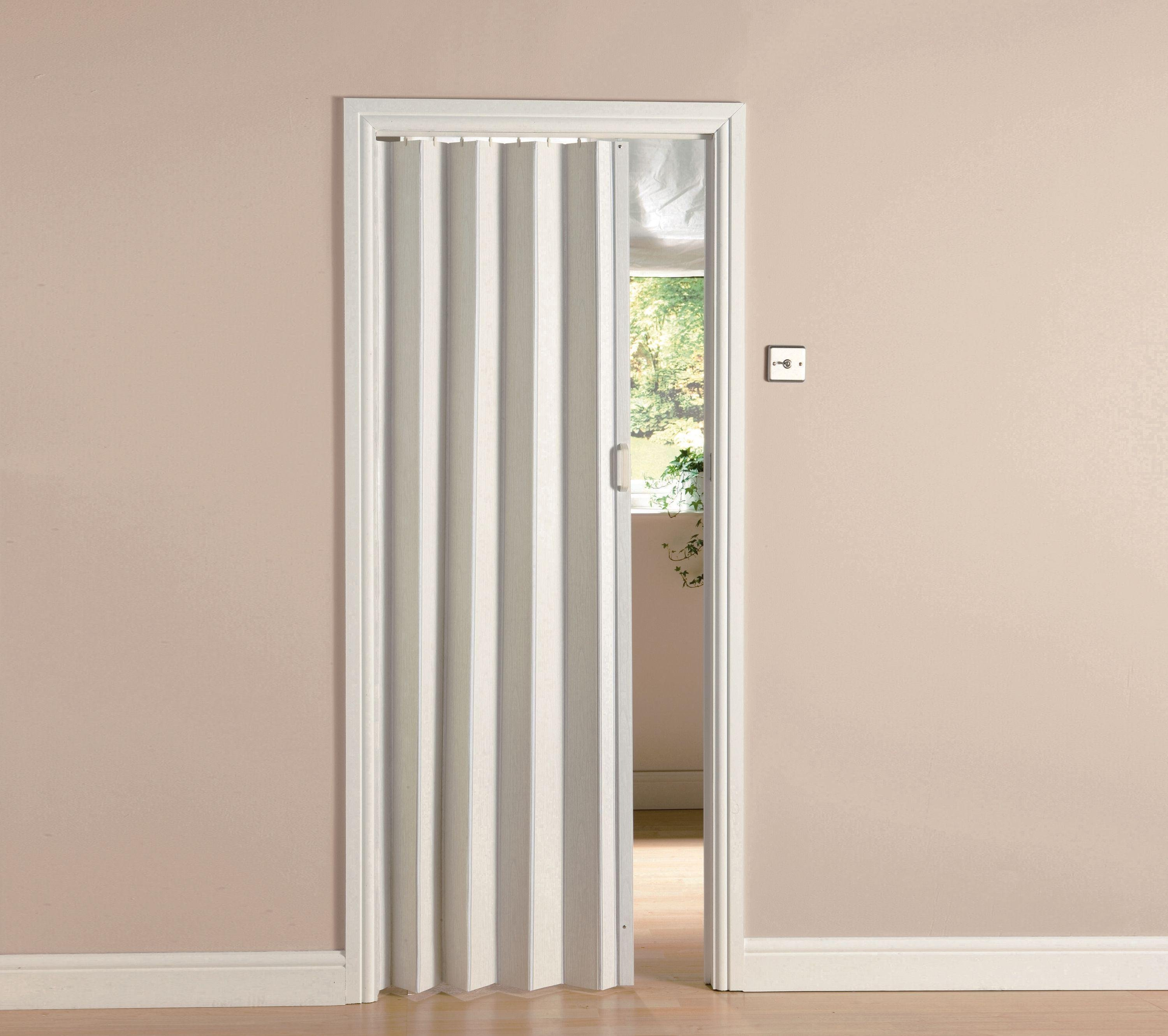 Argos - White Oak Effect Double Skin - Door