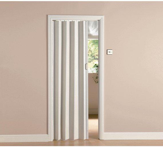 Buy White Oak Effect Double Skin Door | Doors | Argos