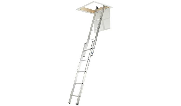 Abru 2 Section Loft Ladder