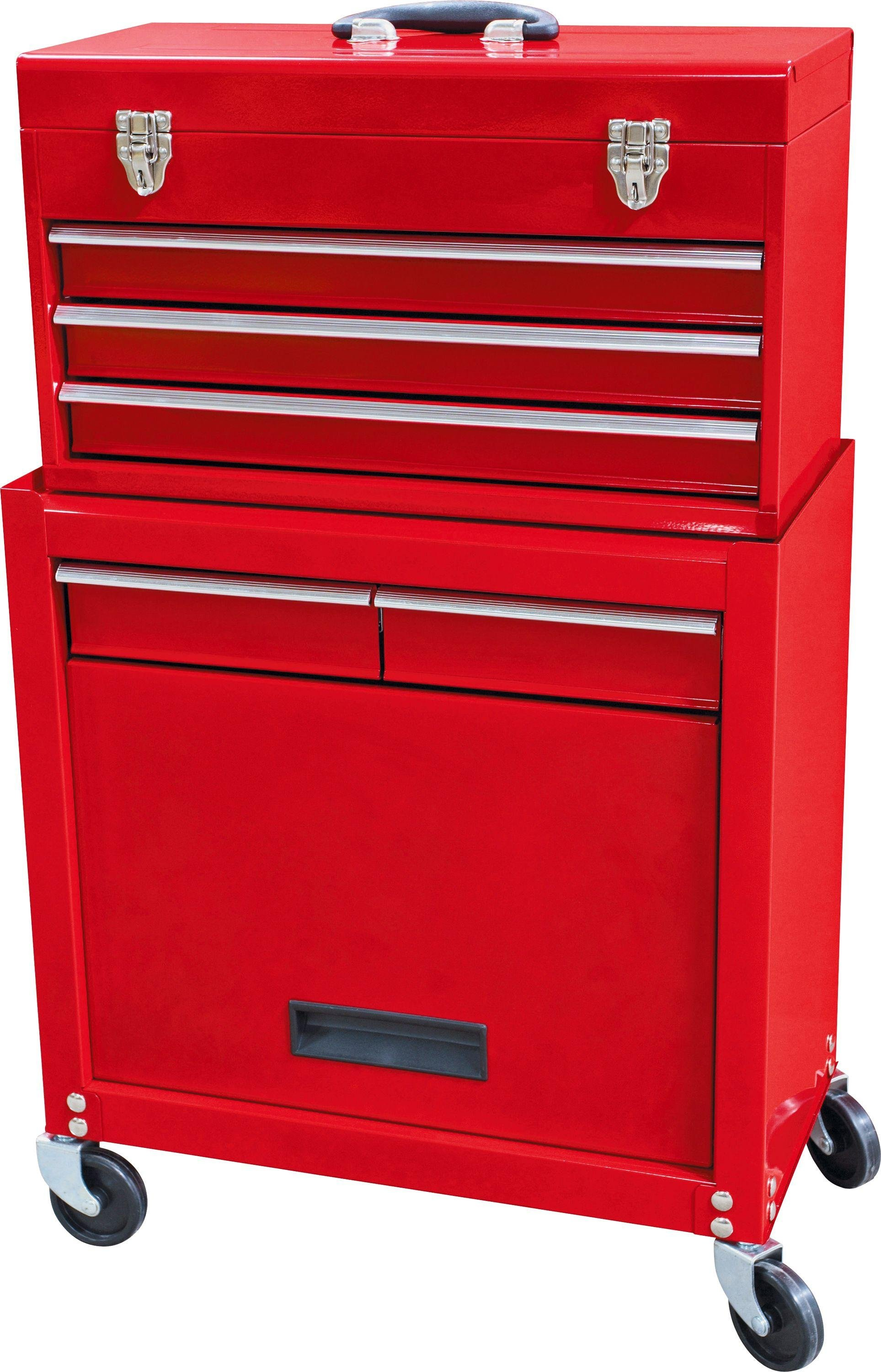 Image of Challenge - Xtreme 5 Draw Combination Storage Chest and Cabin