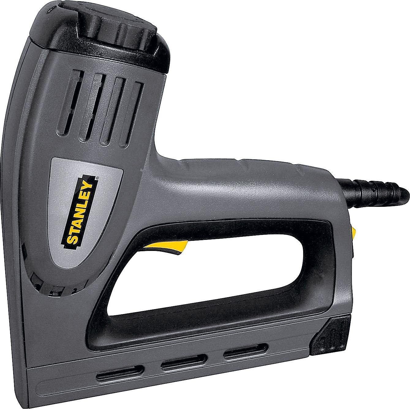 stanley electric nail and staple gun