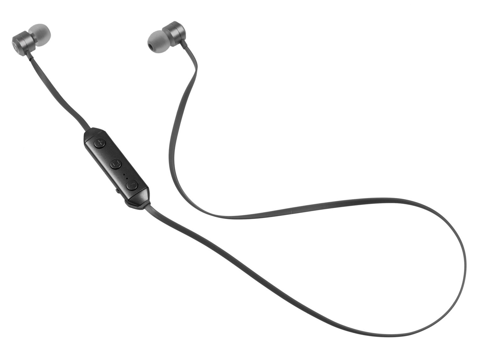 KitSound Ribbons Wireless In-Ear Headphones - Black