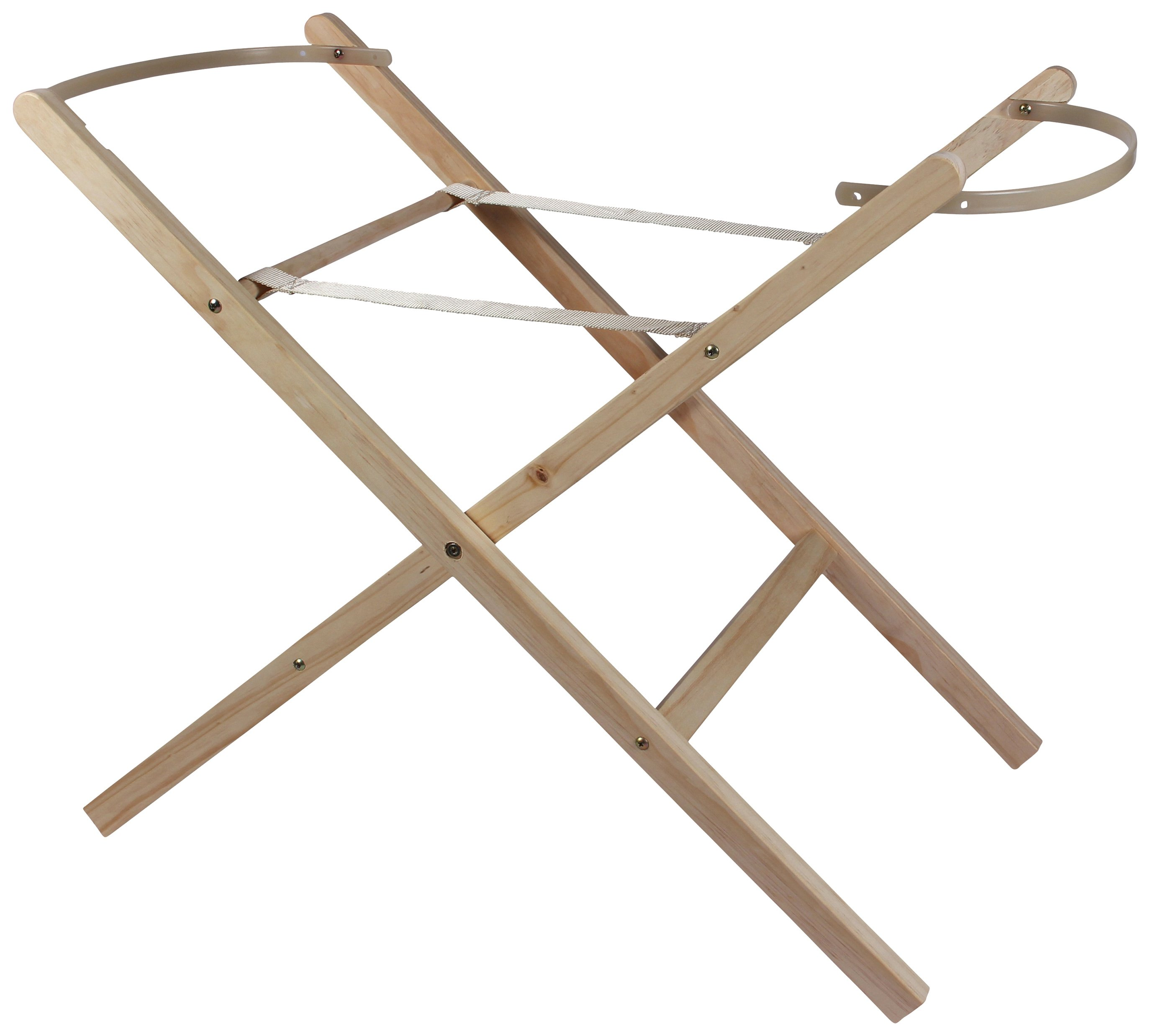 Cuggl Folding Moses Basket Stand