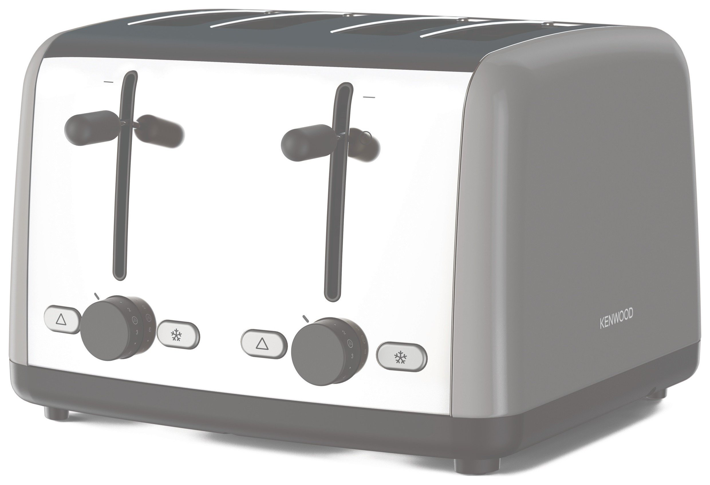 Kenwood TTM480GY Scene Toaster - Grey