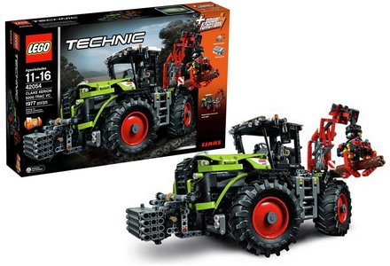 LEGO Technic Claas Xerion 5000 Trac VC - 42054.