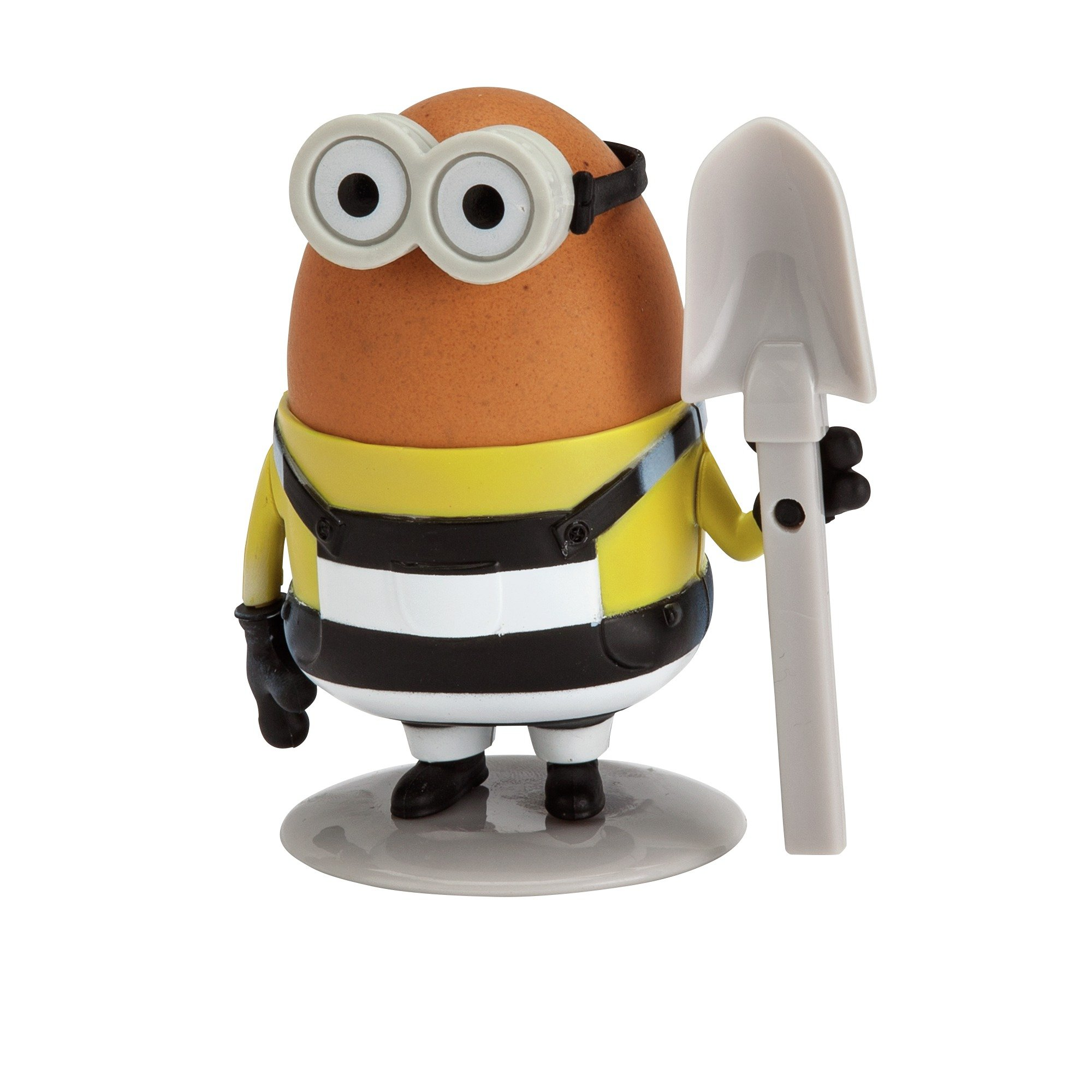 Despicable Me 3 Egg Cup and Shovel Spoon Set.
