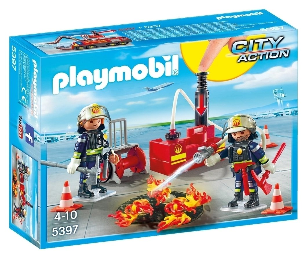 Playmobil 5397 City Action Firefighting Operation