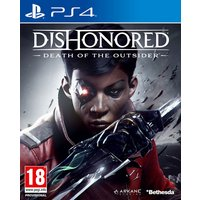 Dishonored: Death of the Outsider PS4 Game.