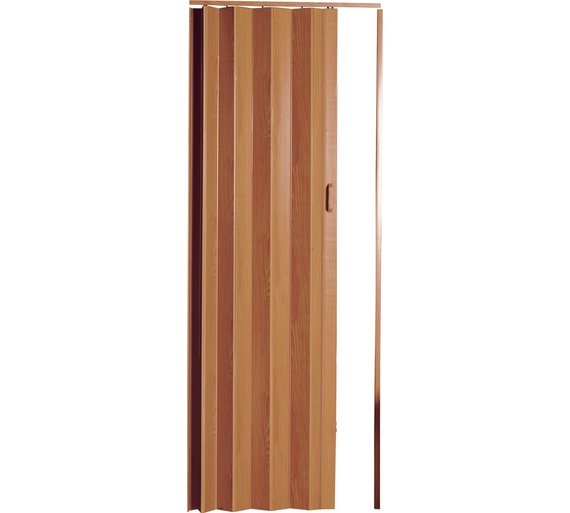 Buy Antique Pine Effect Double Skin Door | Doors | Argos