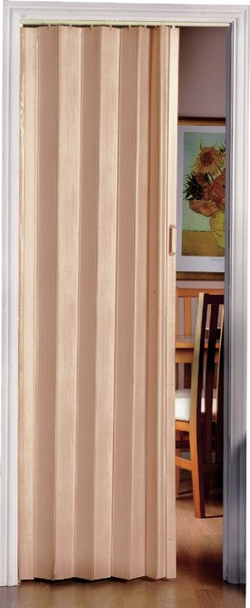 Argos - Natural Pine Effect Folding - Door