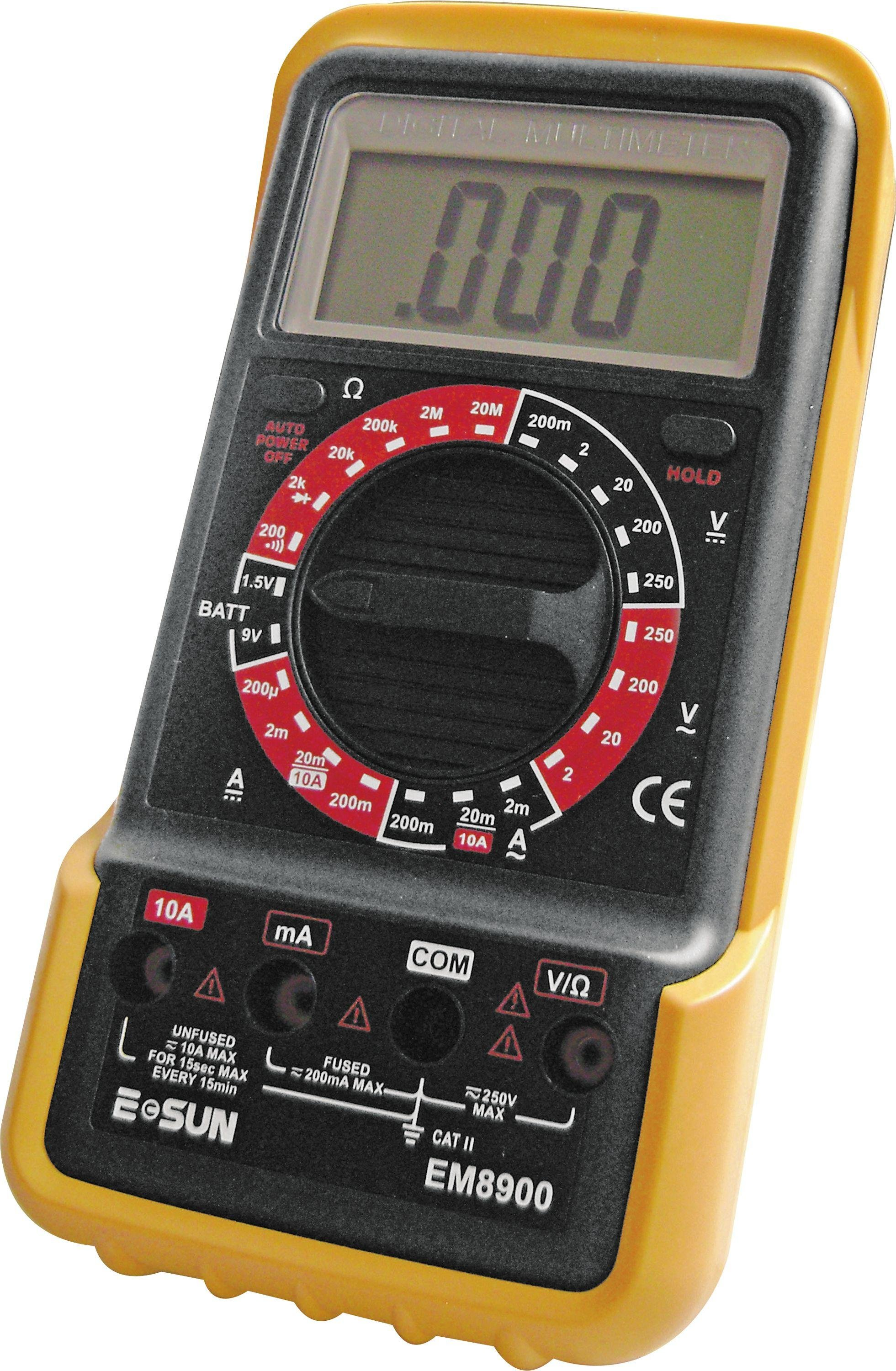 28 Position Digital Multi-Meter