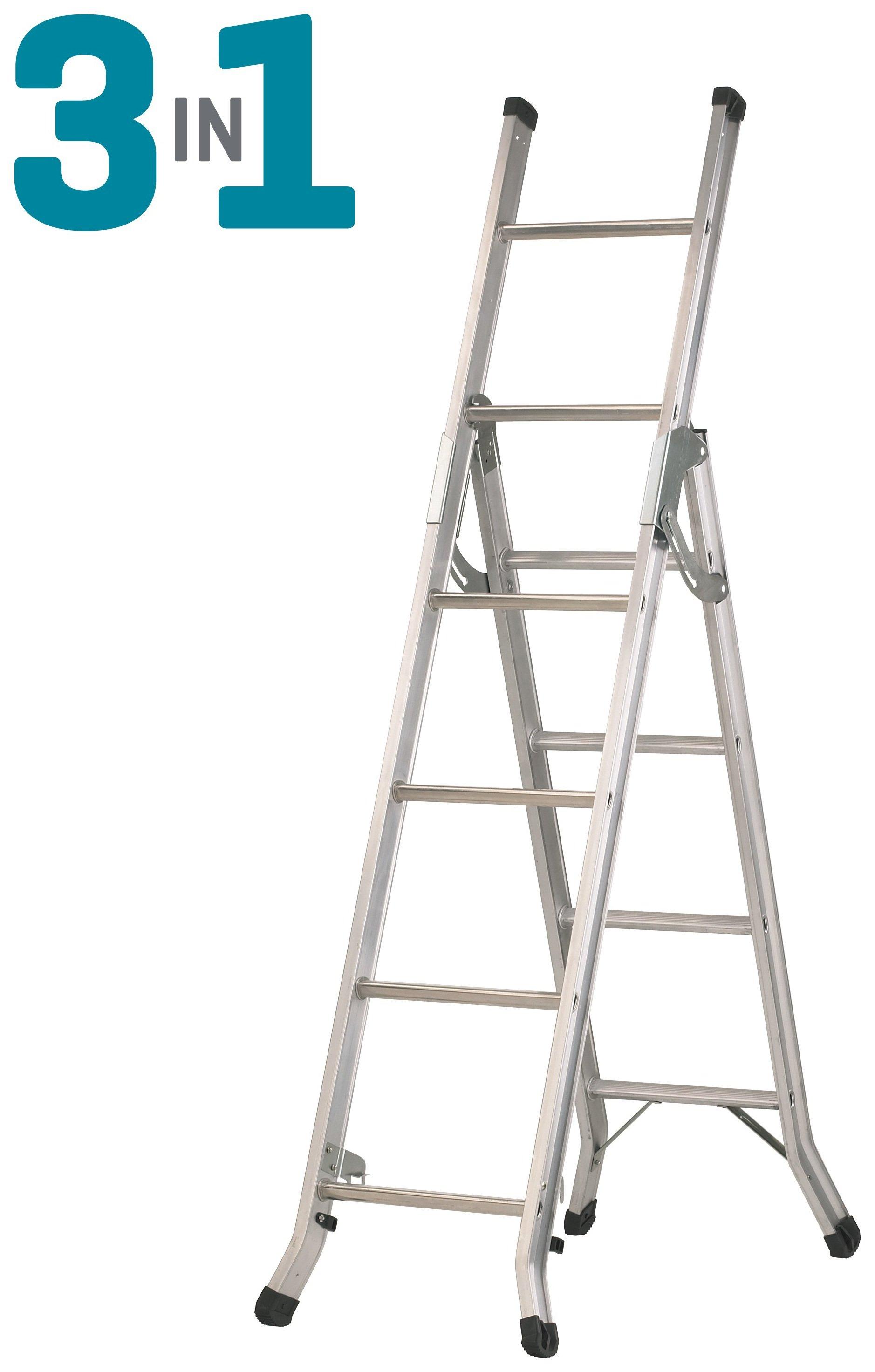 Abru - 3 Way Combination Ladder 340m - Max SWH