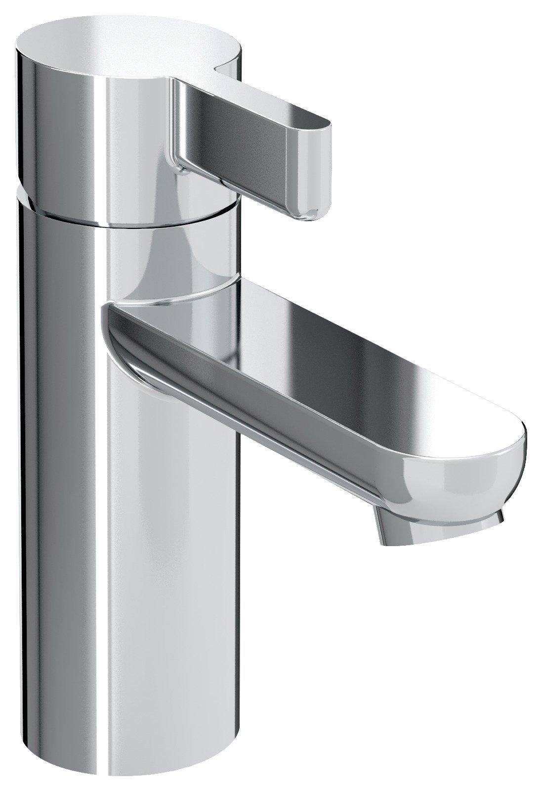 Bristan Clio Basin Mixer Taps - Chrome