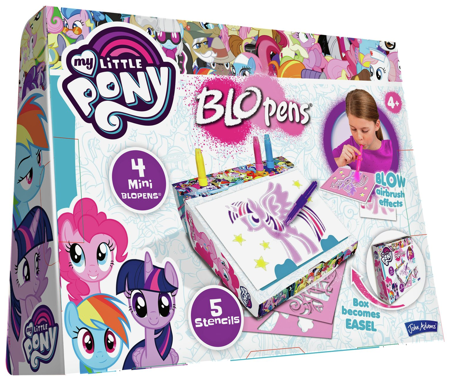 Image of BLO Pens My Little Pony Creative Case