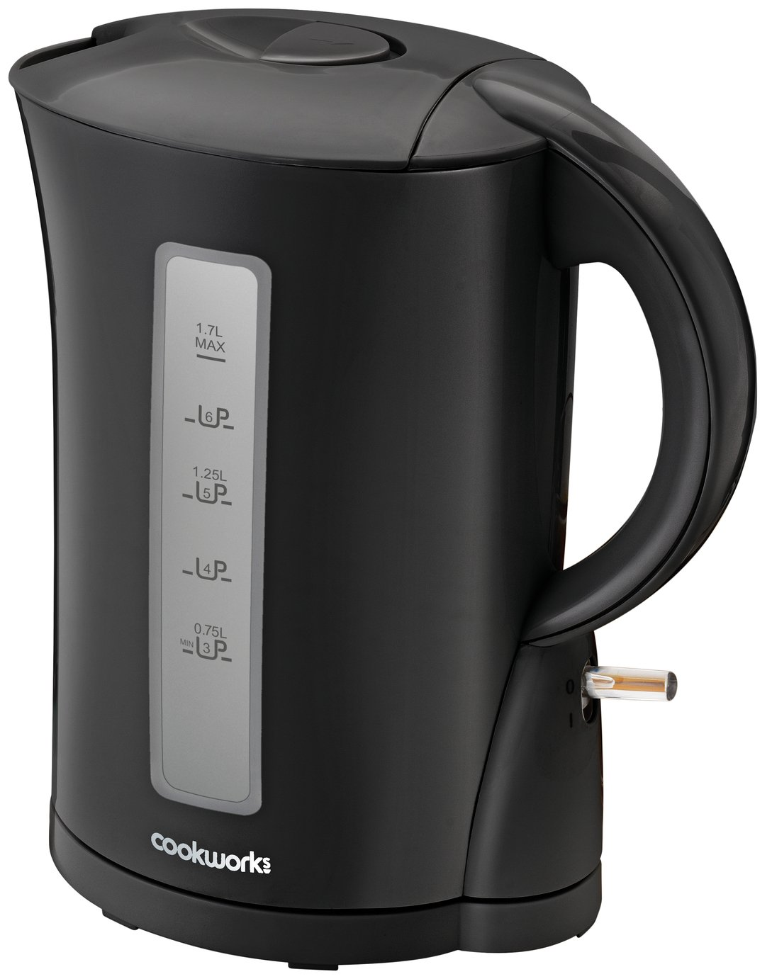 Cookworks Kettle - Black