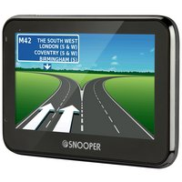 Snooper Truckmate S2700 4.3 Inch Full Europe Sat Nav