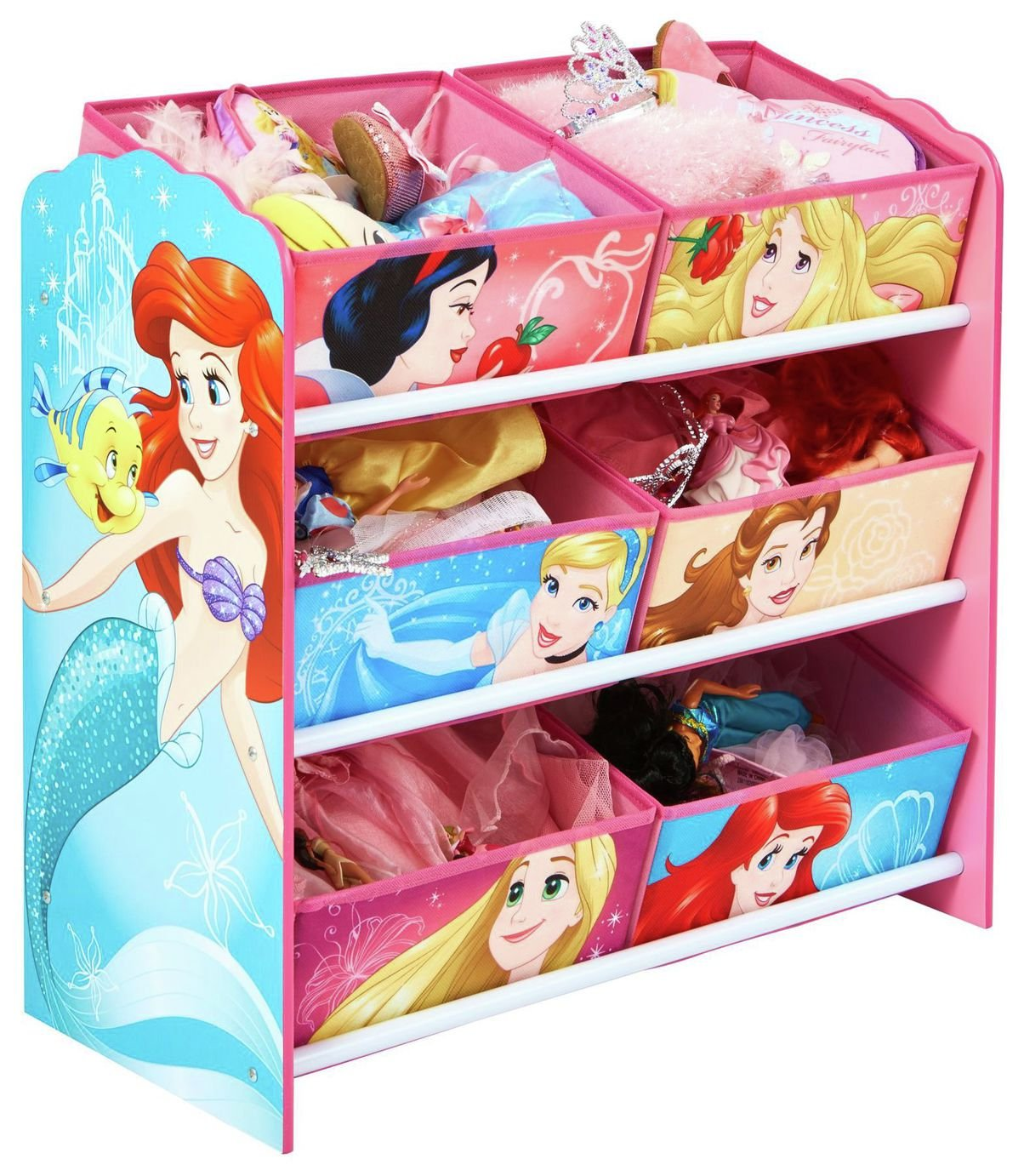 disney princess children 39 s storage unit review. Black Bedroom Furniture Sets. Home Design Ideas