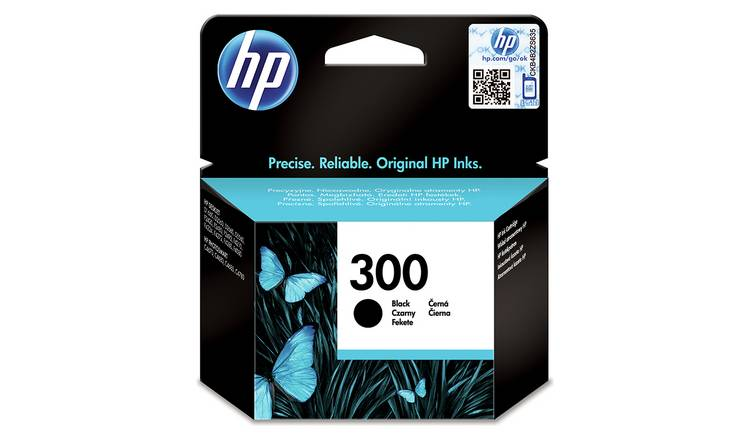 HP 300 Original Ink Cartridge - Black