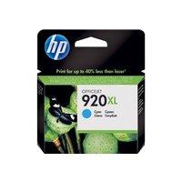 HP 920 CD972AE XL High Yield Cyan Original Ink Cartridge