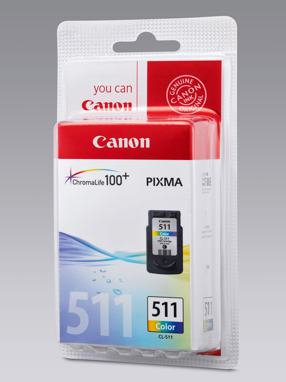 Canon CL-511 Ink Cartridge - Colour