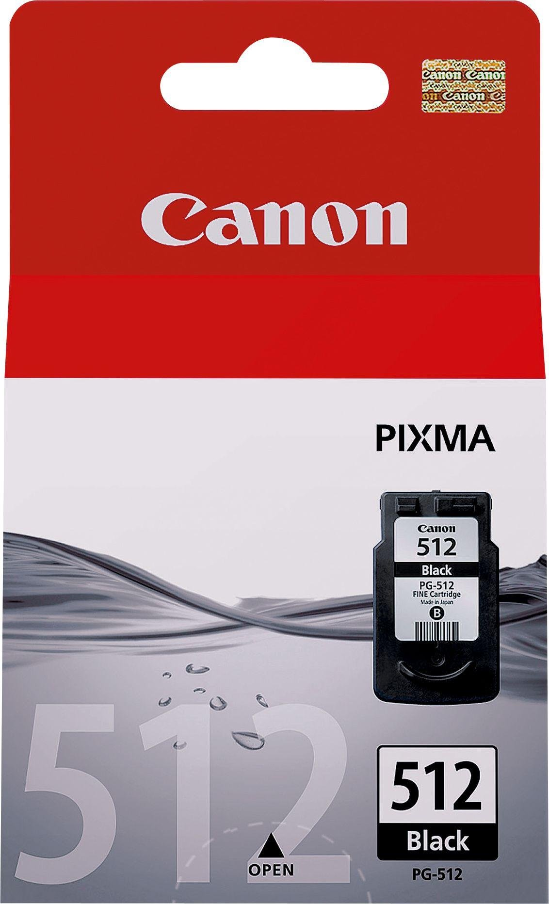 Canon PG-512 XL High Capacity Ink Cartridge - Black