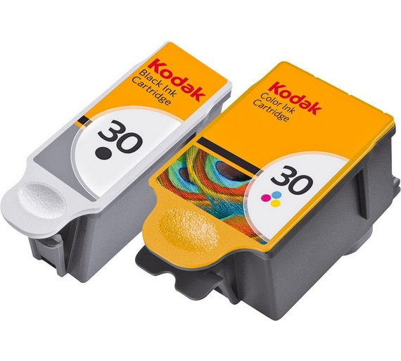 Buy Kodak 30B 30CL Combo Pack Ink Cartridge At Argoscouk