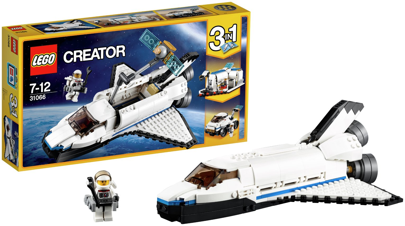 LEGO Creator Space Shuttle Explorer - 31066