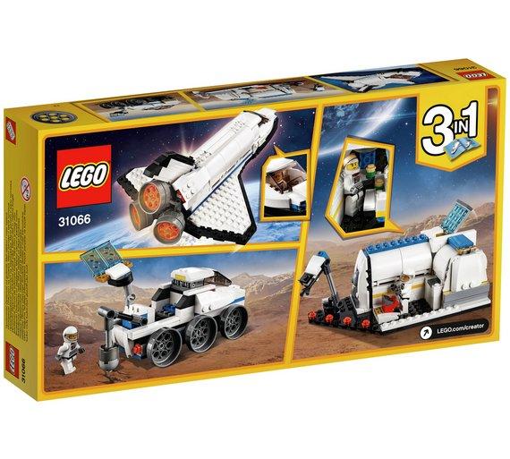 lego creator space shuttle uk - photo #3