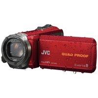 JVC GZ-R435 Full HD Camcorder - Red.