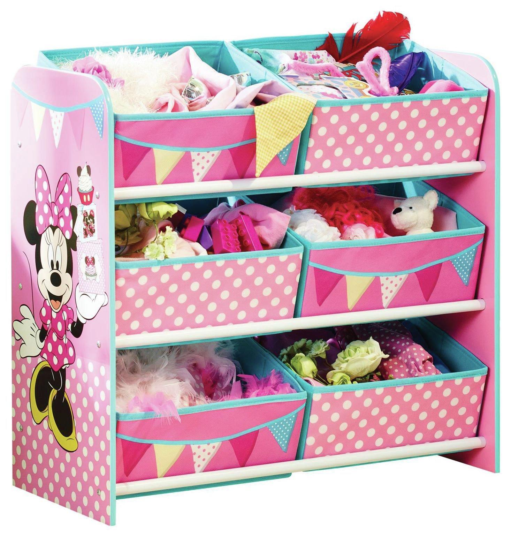 Disney Minnie Mouse Kids Storage Unit