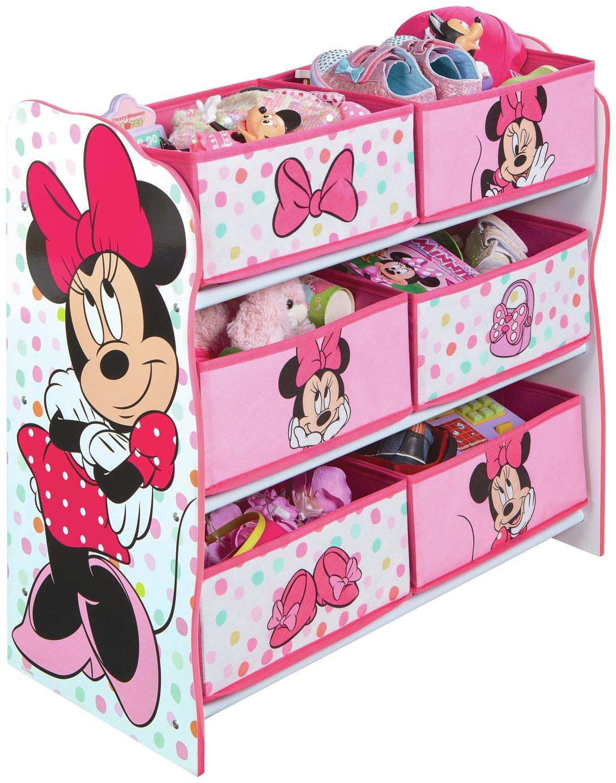 Image of Disney Minnie Mouse Children's Storage Unit