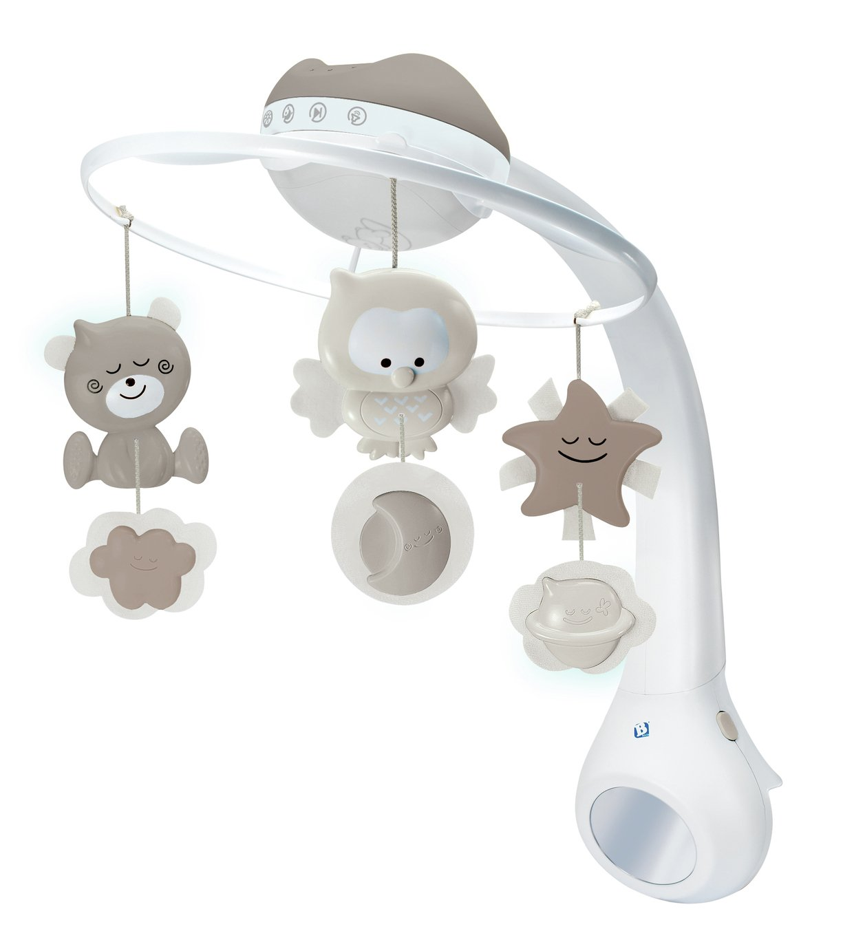 infantino bkids 3 in 1 baby mobile