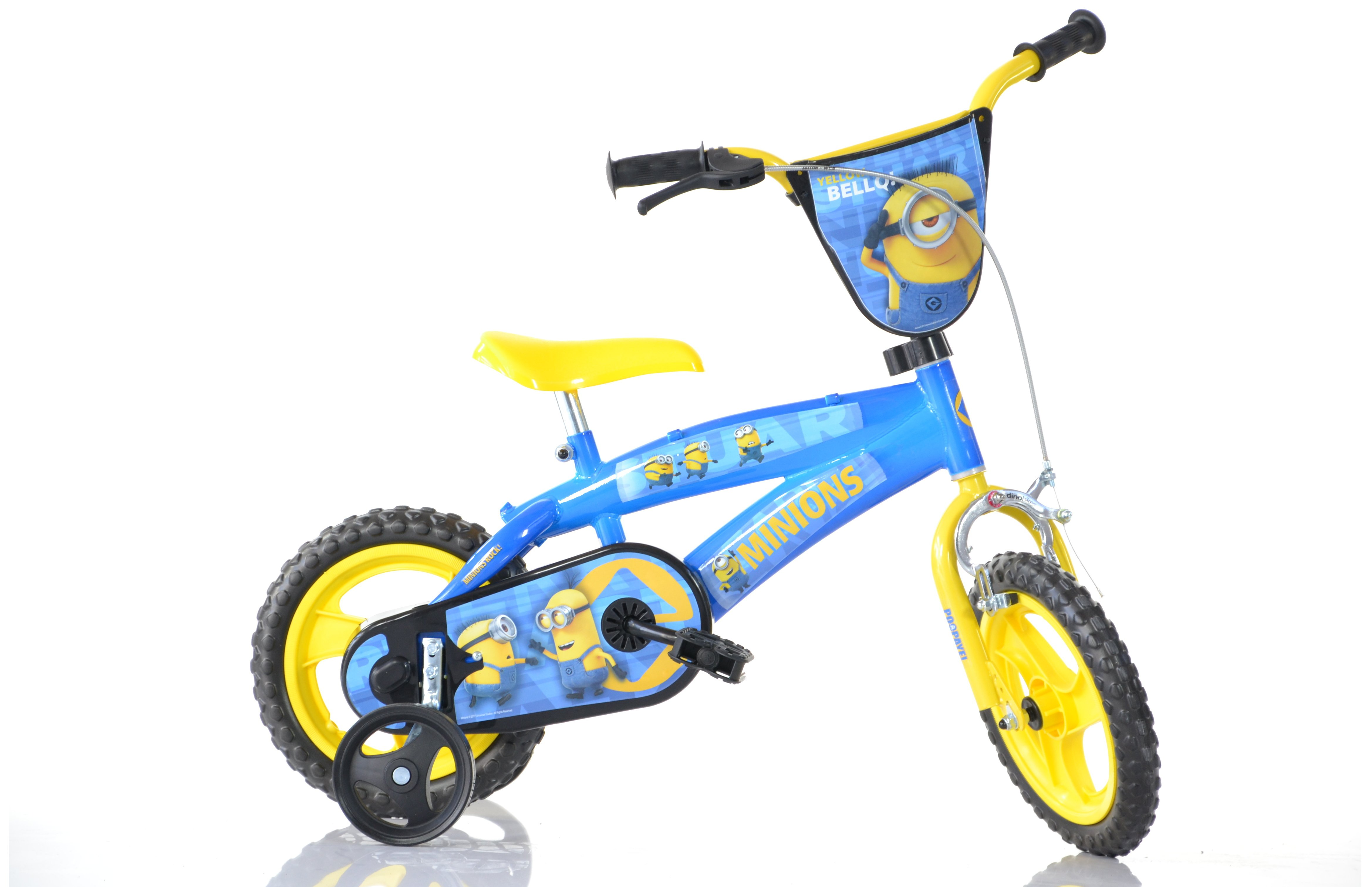 Minions 12 Inch Kids Bike. for only £109.99